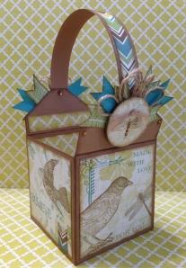 Basket 1 Skylark Paper
