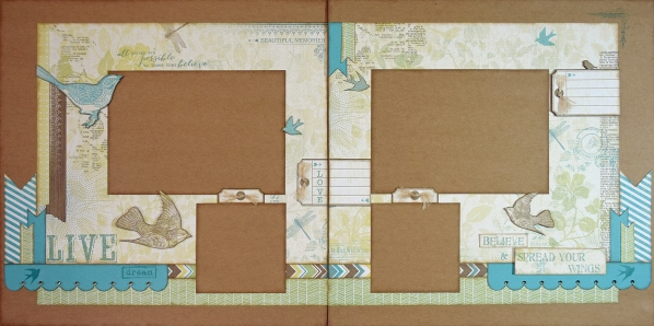 layout A